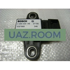 Датчик  ускорения  УАЗ Патриот с АБС (BOSCH 0 265 005 146) до 05.2012