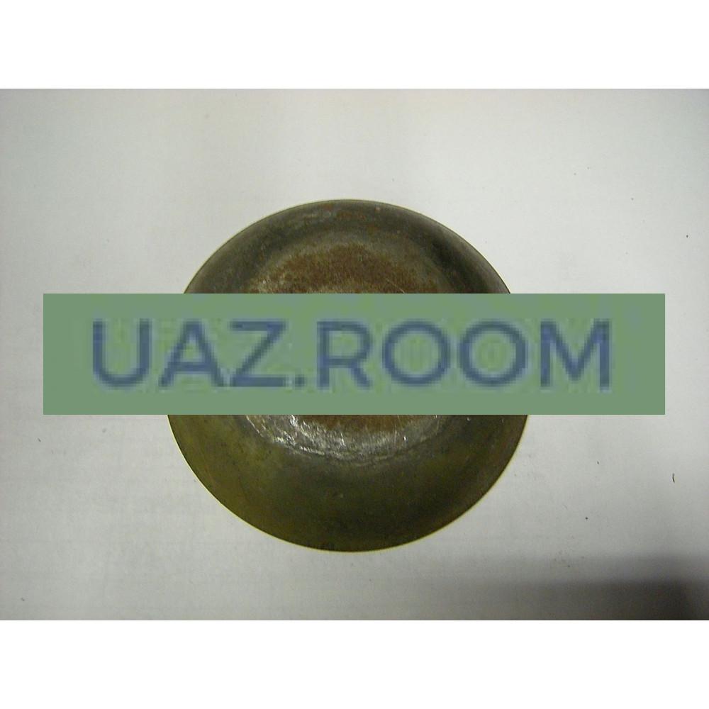 Шайба  маслоотражательная** подушки  двигателя  УАЗ (колпак защитный)