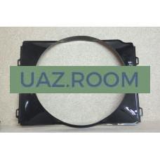 Диффузор  (кожух вентилятора)  УАЗ 452 (дв.4213)