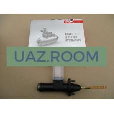 ГЦС  (цилиндр сцепления главный)  УАЗ 469, 3160, ГАЗ 31029 (с бачком) 'Fenox' (БЕЗ вилки)