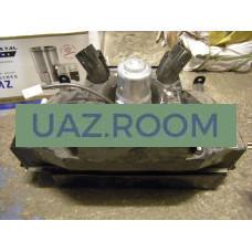 Отопитель  УАЗ 452 с воздухозаборником  в сб.