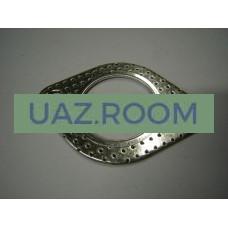 Прокладка  глушителя ГАЗ 24, 31029, 3110 Волга (металл) 'ВАТИ-61'