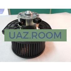 Мотор  отопителя  УАЗ Патриот 2007-2008 (без кондиционера, БЕЗ провода) г.Калуга**