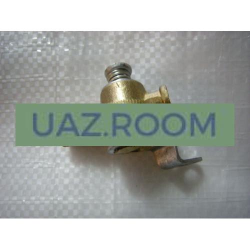 Кран  блока (ПС7-1-0) мал. флажок ГАЗ-53 (Арзамас)
