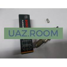Свеча  BOSCH Platinum+  УАЗ 409 дв., ГАЗ 405, 406 дв. 0.9 мм  1 ШТ.  WR8DP