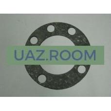 Прокладка  шаровой опоры поворотного кулака  УАЗ (паронит)**